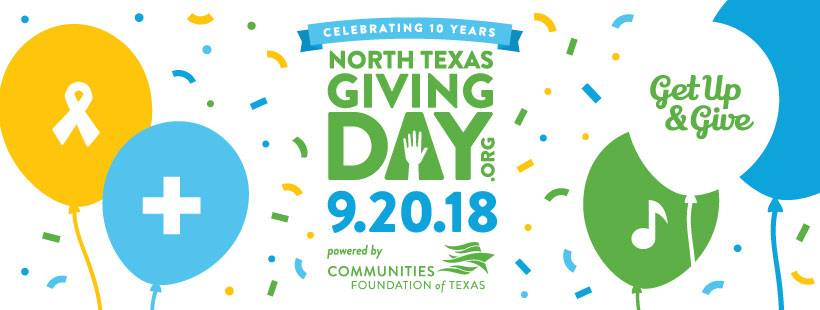 North Texas Giving Day Denton