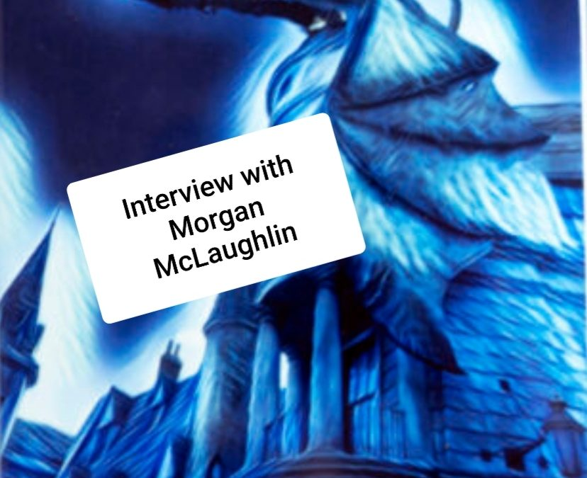 Podcast Interview with Morgan McLaughlin