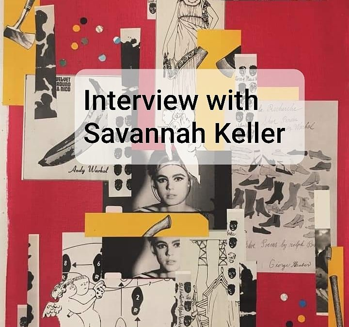 Podcast Quirky Questions Answered: Interview with Savannah Keller