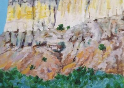 Ghost Ranch #1